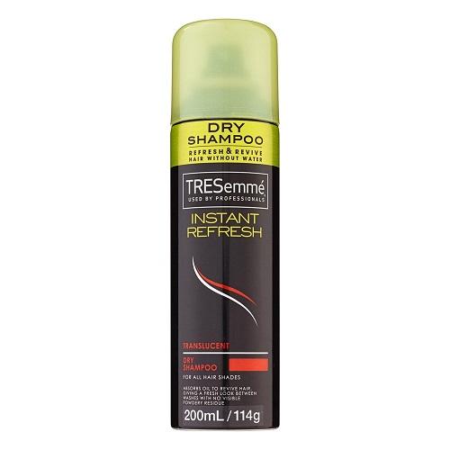 Tresemme translucent dry shampoo