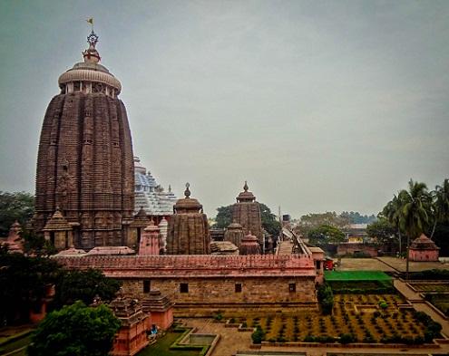 Jagannath Temple in Puri, Odisha