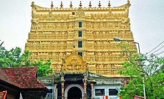 Padmanabhaswamy Temple in Thiruvanthapuram, Kerala