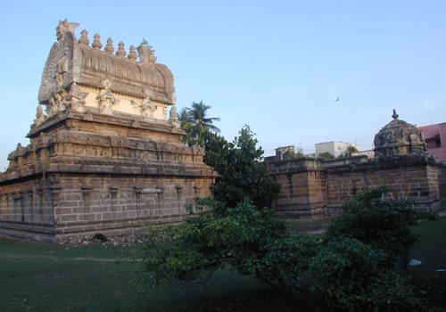 Pandavar Perumal Temple