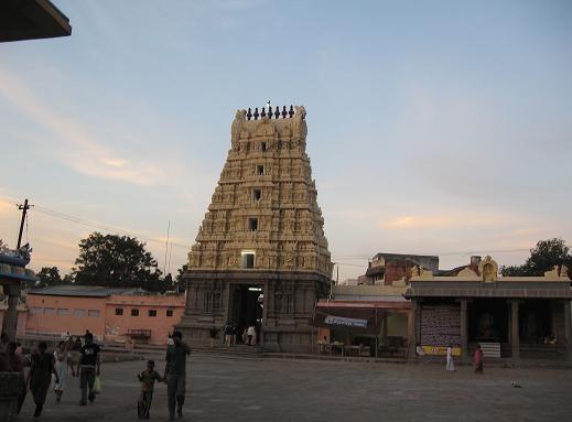 Kachabeswarar Temple