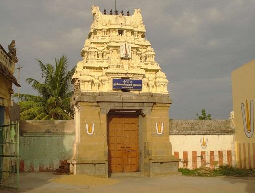 Tiruvelukkai Temple