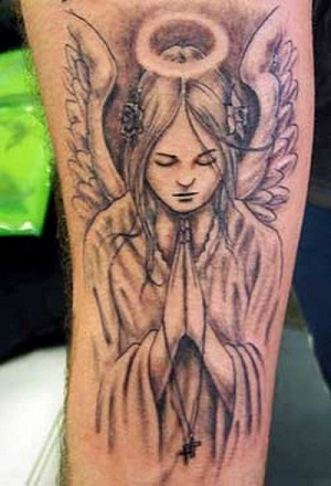 Angels tattoos