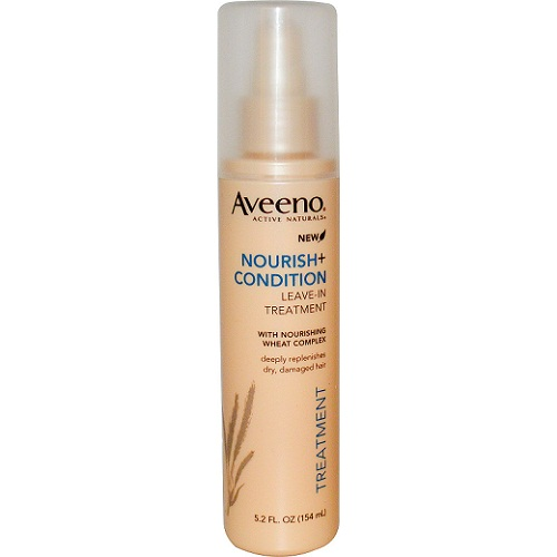 Aveeno Active Natural Nourish + Condition Leave-In Treatment