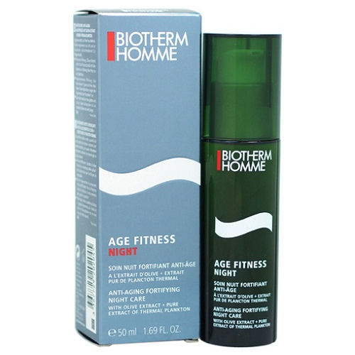 Biotherm Homme Age Fitness Anti-Aging Fortifying Night Care