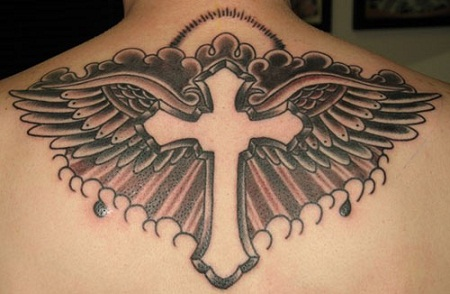 8 best religious tattoo designs with pictures styles at life. Black Bedroom Furniture Sets. Home Design Ideas