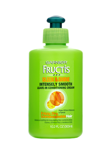 Garnier Fructis Leave In Conditioning Cream Natural Hair