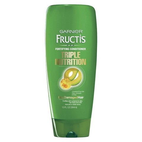 Garnier Fructis Triple Nutrition Collection