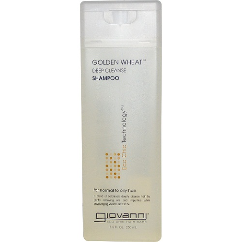 Giovanni Golden Wheat Shampoo (Pack of 3) (250 ml)