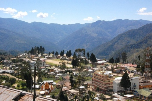 Honeymoon places in Arunachal Pradesh1