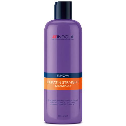 Indola Keratin Straight Shampoo