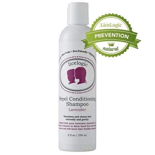 Lavender Head Lice Repel Shampoo