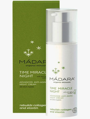 Madara Time Miracle Advanced Anti-Aging Night Cream