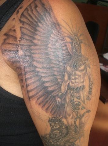Warrior Tattoo5