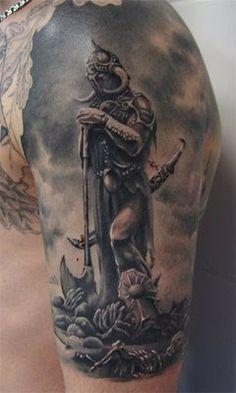 Warrior Tattoo6