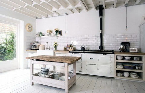 Latest kitchen tiles designs our best 15 with pictures - Kitchen without wall tiles ...