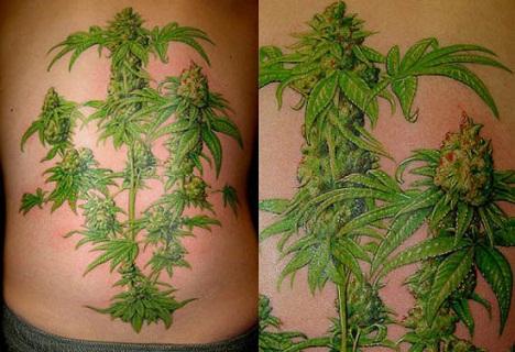 weed tattoos5