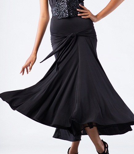 Ballroom Long Skirt