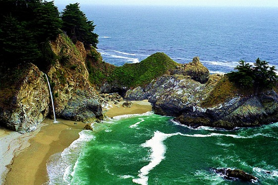 Best and Cheap Honeymoon Places--Big Sur