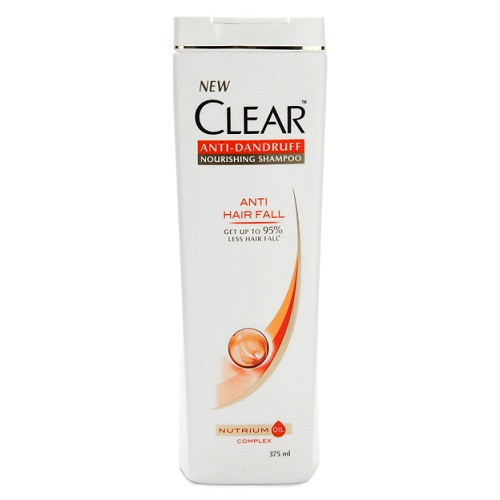 Clear Anti Hair Fall Shampoo