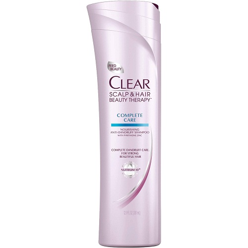 Clear Scalp & Hair Complete Care Nourishing Anti Dandruff Shampoo