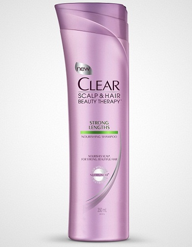 Clear Strong Lengths Shampoo