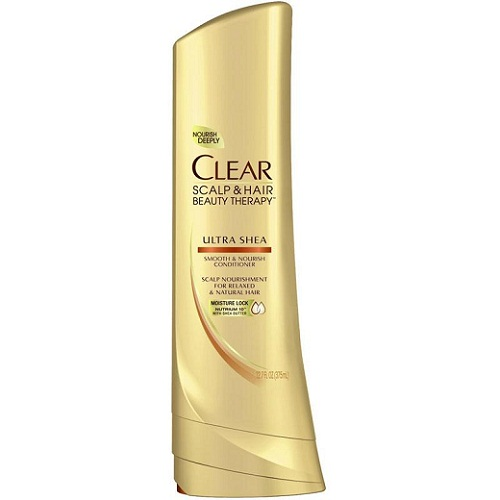Clear Ultra Shea Shampoo