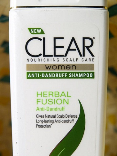 Clear Women Herbal Fusion Anti Dandruff Shampoo
