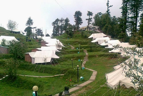 Honeymoon Spots in Dhanaulti