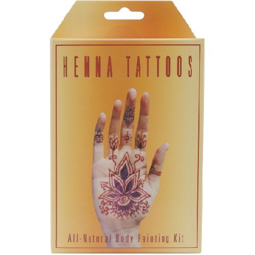 Mehndi Henna Kits