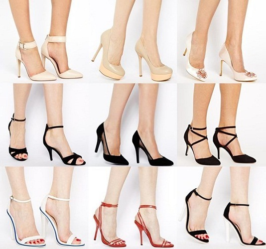 Fancy Sandals For Wedding Semi-Heeled-Sandals 3