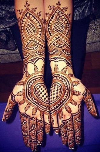 For The Love of Henna Art