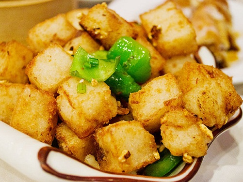 Fried Chinese Food Items