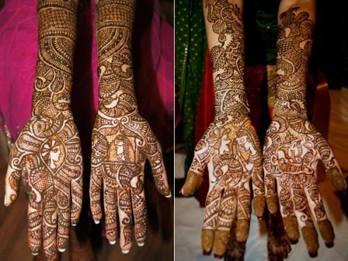 Geeta Patel Mehndi Designs