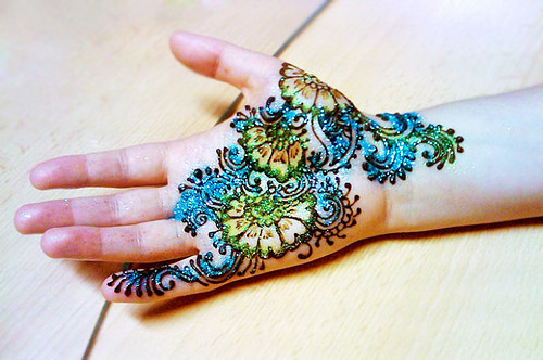Mehndi For Diwali : Latest diwali mehndi designs with images styles at life