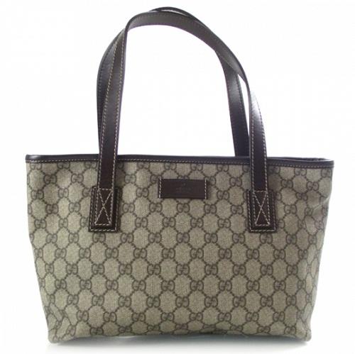 Gucci's Monogram Canvas Bag