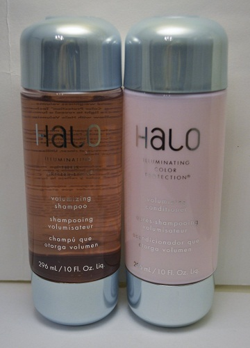 Halo Color Volumizing Shampoo and Conditioner 10 Oz