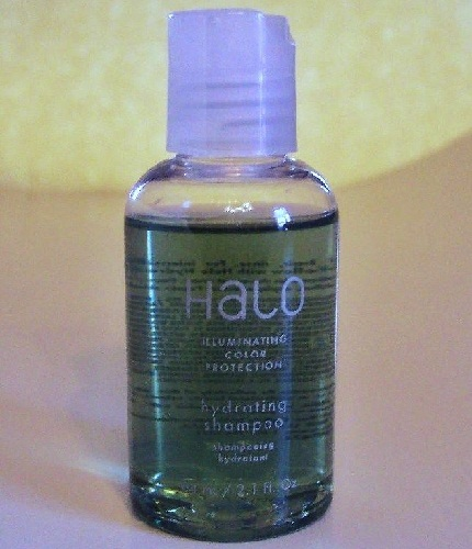 Halo Illuminating Color Protection Hydrating 2.1 oz Shampoo