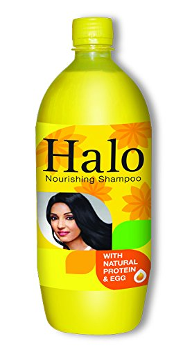 Halo Nourishing Shampoo with Natural Protein Egg 1000 ml