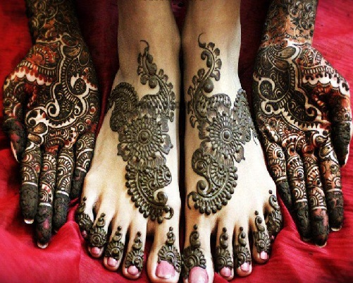 Hand and Feet Designs