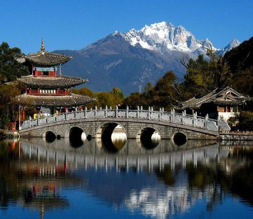 Honeymoon Places In World China