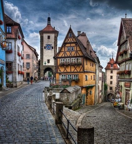 Honeymoon Places In World Germany