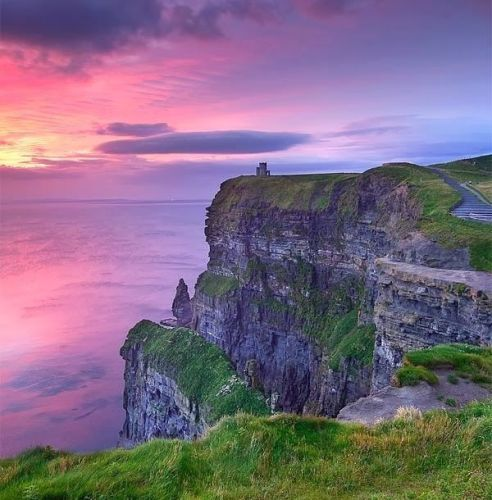Honeymoon Places In World Ireland