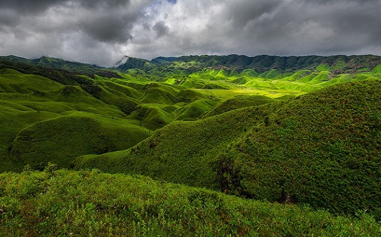 Honeymoon Places in Nagaland-Dzukou Valley