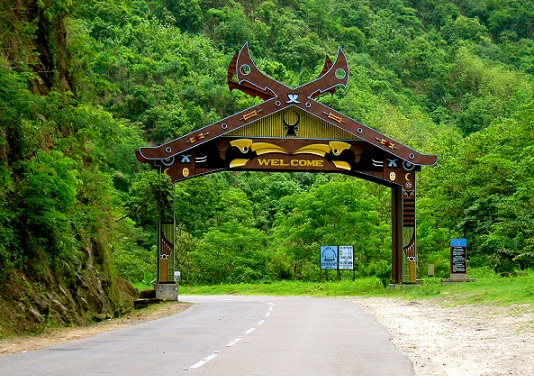 Honeymoon Places in Nagaland