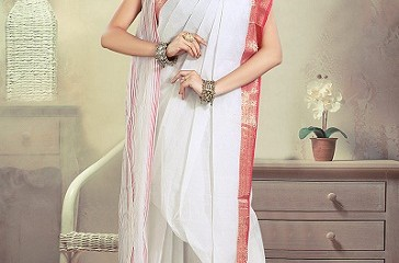 How To Wear A Saree In Bengali Style