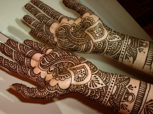 Intricate Mehndi Patterns : Latest diwali mehndi designs with images styles at life