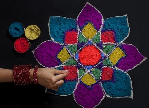 Pookalam Design