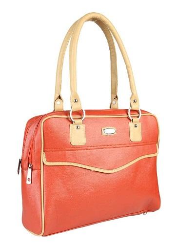 MERCI Women's Handbag (Red) (123LRD01)