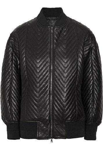Neil Barrett Leather Jacket